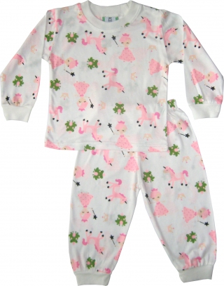 BOBDOG - Toddler Girl Pyjamas - DB-PJ2713
