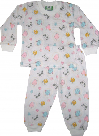 BOBDOG - Toddler Gril Pyjamas ---- DB-PJ4613