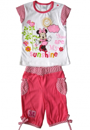 Disney - Baby Girl Suit - BSU-MN55