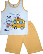 BOBDOG - Toddler Boy Suit - SP-BSU180-OG