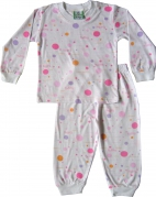 BOBDOG -  Toddler Girl Pyjamas - DB-PJ2813