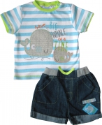 Rock a Bye Baby Boy Suit EB-BSU7183