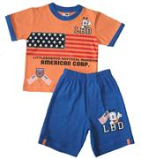 BOBDOG - Toddler Boys Suit - LR9242-O