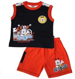 BOBDOG - Toddler Boys Suit - LR9505