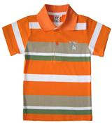BOBDOG - Kids Polo Shirt - SL-PS8807-O