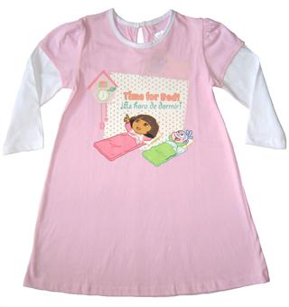 Dora The Explorer - Girl Pyjamas - PJ406