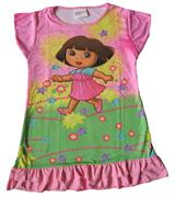 Dora The Explorer - Girl Pyjamas - PJ8013