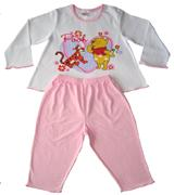 Winnie the Pooh - Kids Girl Pyjamas - PH-PJ204