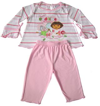 Dora The Explorer - Toddler Girl Pyjamas - PJ304