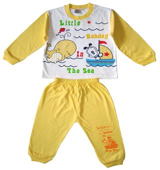 BOBDOG - Toddler Pyjamas - SP-PJ4107-Y