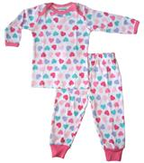 Luvable Friends - Baby Thermal Shirt & Pants - JD-SU39100-I