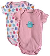 Luvable Friends - 2 Baby Rompers pack - JD-RP660