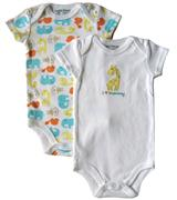 Luvable Friends - 2 Baby Rompers pack - JD-RP690-M
