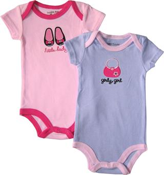 Luvable Friends - 2 Baby Rompers pack - JD-RP710