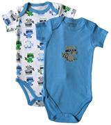 Luvable Friends - 2 Baby Rompers pack - JD-RP720