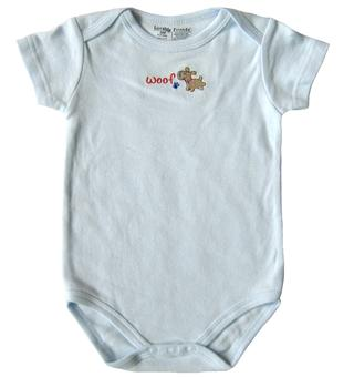 Luvable Friends - Baby Rompers - JD-RP70031-B