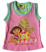 Dora The Explorer - Girl Tank Top - SS1143-I
