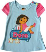 Dora The Explorer - Girl T Shirt - SS1106-B