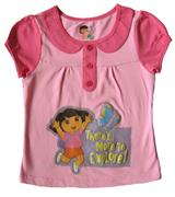 Dora The Explorer - Girl T Shirt - TS1130