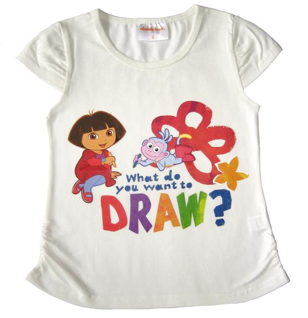 Home > Products > T-Shirt > Dora The Explorer - Girl T Shirt - TS951