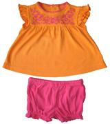 Carter's - Baby Girl 2 Pcs Set  - CT356234-2
