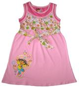 Dora The Explorer - Girl Dress - DR1126