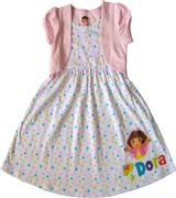 Dora The Explorer - Girl Dress - DR1176